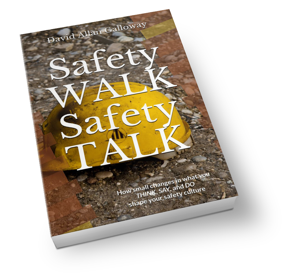 Safety WALK Safety TALK Book Image
